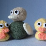 modele crochet animaux