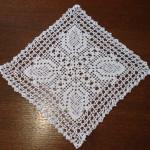 modele crochet napperon facile