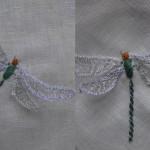 tuto libellule crochet
