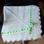 patron crochet layette bebe