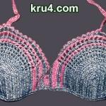 grille crochet bikini