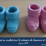 tuto crochet bebe