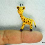 giraffe crochet patron