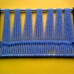 patron crochet horquilla