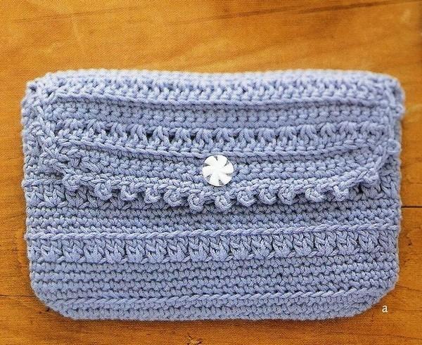 grille crochet top