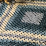 patron crochet carre